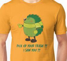 Eco Hedgehog Unisex T-Shirt
