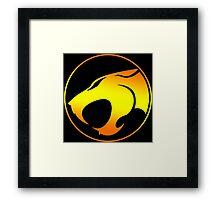 Fire Of Thundercats Framed Print