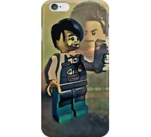 You need something special to be a barista here! iPhone Case/Skin