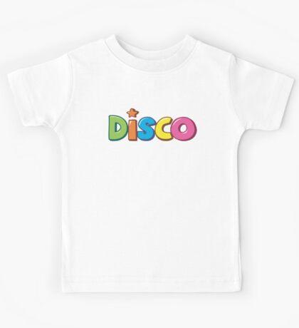 Disco Grafitti Kids Tee