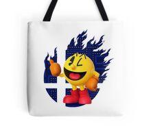 Smash Pac-Man Tote Bag