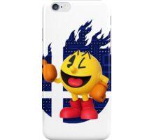 Smash Pac-Man iPhone Case/Skin