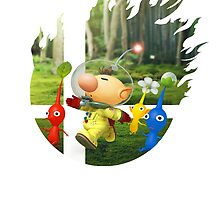 Smash Olimar by Jp-3