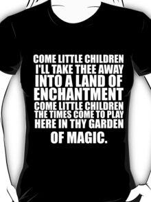 LITTLE CHILDREN WHT T-Shirt