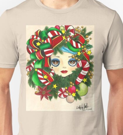 Wreath Unisex T-Shirt