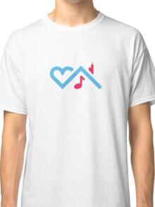 I Love Chicago House Music Classic T-Shirt