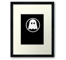 Ghostly International Framed Print