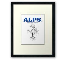 ALPS Key switch Framed Print