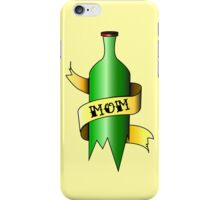 Broken Bottle Sailor Tattoo iPhone Case/Skin