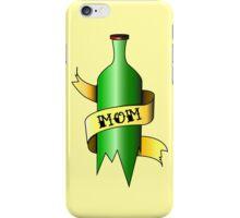 Broken Bottle Sailor Tattoo iPhone Case/Skin