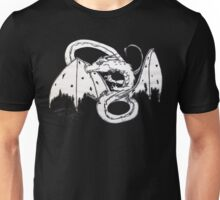 Charcoal Dragon Unisex T-Shirt