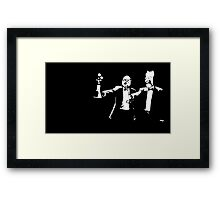 Muppets Fiction Framed Print