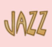 wonderful jazz Baby Tee
