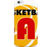 Made for Basketball DADS iPhone Case/Skin