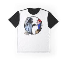The Fist Bump Graphic T-Shirt