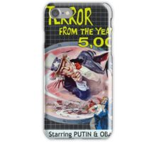 Outer Space Needs You (to sleep 4a thousand years with a fish.). iPhone Case/Skin