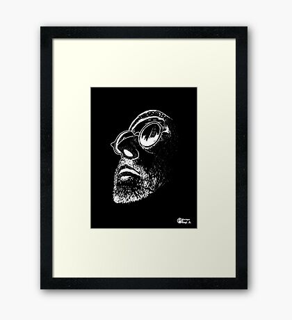The Professional Framed Print