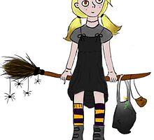 Samantha The Witch by Hattiella