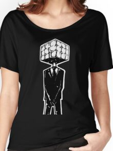 Suited Rubik Women's Relaxed Fit T-Shirt