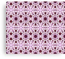 Matrix in bloom Canvas Print