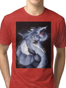 Cyber Dragon  Tri-blend T-Shirt