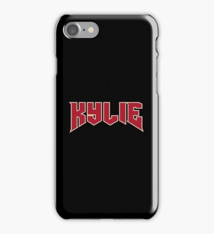 Kylie. iPhone Case/Skin