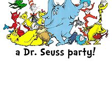 Dr. Seuss Party by mlny87