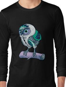 OWL COLOR Long Sleeve T-Shirt