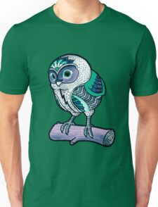 OWL COLOR Unisex T-Shirt