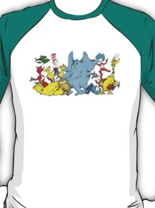 DR SEUSS GROUP SHOT T-Shirt