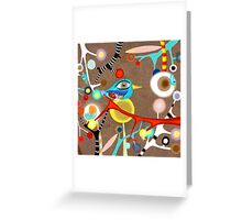 Habitat Greeting Card