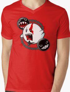 Ghost of Sparta Mens V-Neck T-Shirt