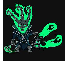 Thresh - League of Legends Photographic Print