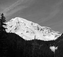 Mount Rainier by bmead2