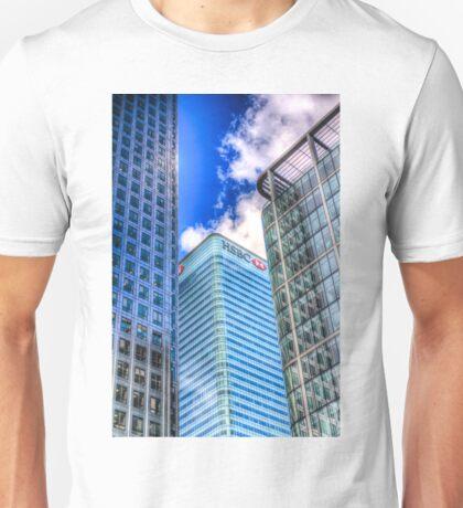HSBC Tower London Unisex T-Shirt