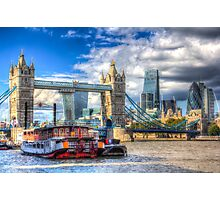 London The City Photographic Print