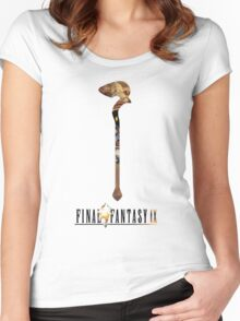 Final Fantasy IX (Vivi) Women's Fitted Scoop T-Shirt