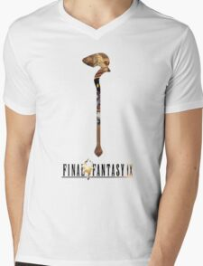 Final Fantasy IX (Vivi) Mens V-Neck T-Shirt