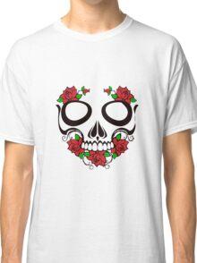 Rose Skull Classic T-Shirt