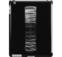 Black & White Abstract 121816 iPad Case/Skin