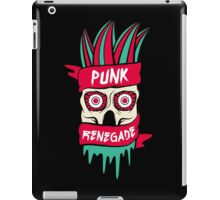 Punk Renegade iPad Case/Skin
