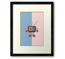Tv Framed Print
