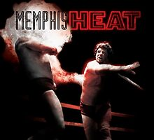 Memphis Heat Movie Poster by TruthtoFiction