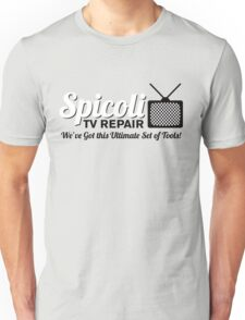 Spicoli TV Repair Unisex T-Shirt