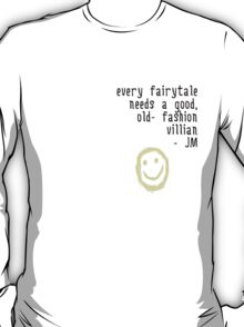 BORED VILLIAN 1 T-Shirt