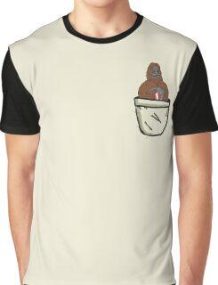Sassy popcoin pocket  Graphic T-Shirt