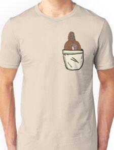 Sassy popcoin pocket  Unisex T-Shirt