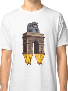 monkey - spaceship Classic T-Shirt