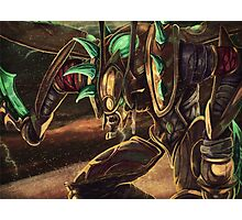 League of Legends: Guardian of the Sands Kha'Zix Photographic Print