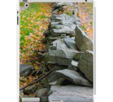 Stone Fence iPad Case/Skin